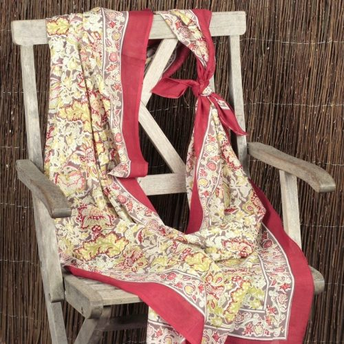 Fashion Corner-Etoles Foulards-Collection Mas d'ousvan