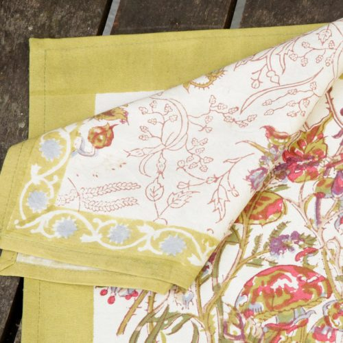 Linge de Table- Serviettes de Table-Collection Mas d'ousvan